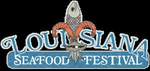 LouisianaSeafoodFestivalLogo